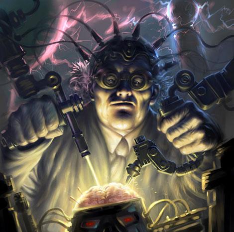 Tutorial : Mad Scientist  - Step 3