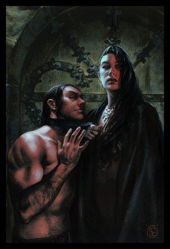 Illustration - Vampiros Cover