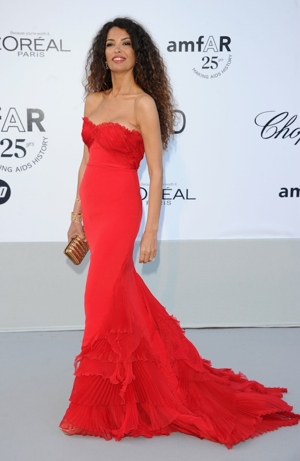 Afef at the 2011 amfAR's Cinema Against AIDS Gala - Arrivals