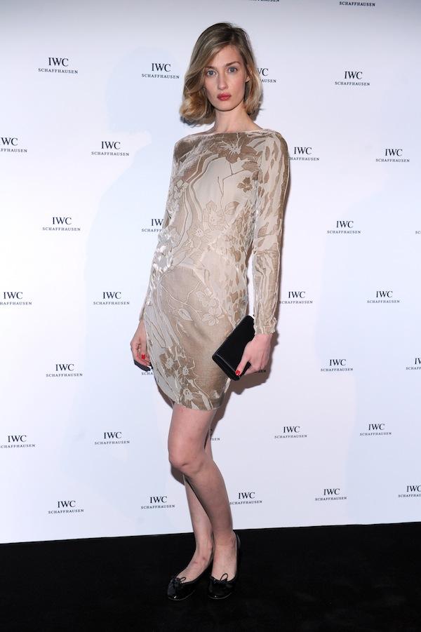 Cannes Film Festival 2011: Eva Riccobono in Roberto Cavalli