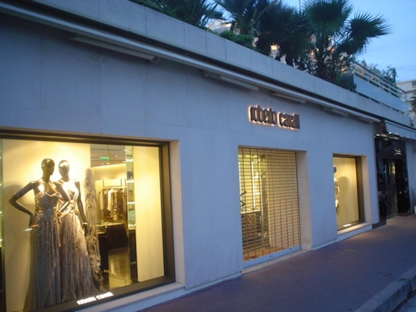 Roberto Cavalli to open in Cannes