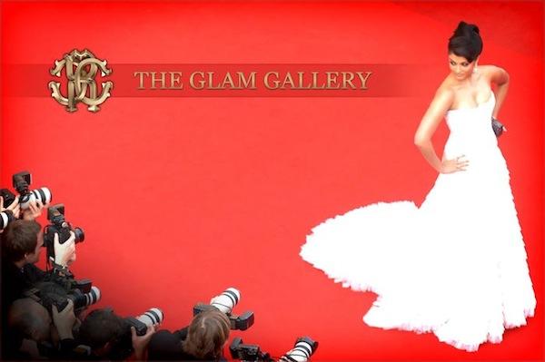 Roberto Cavalli presents 'The Glam Gallery'