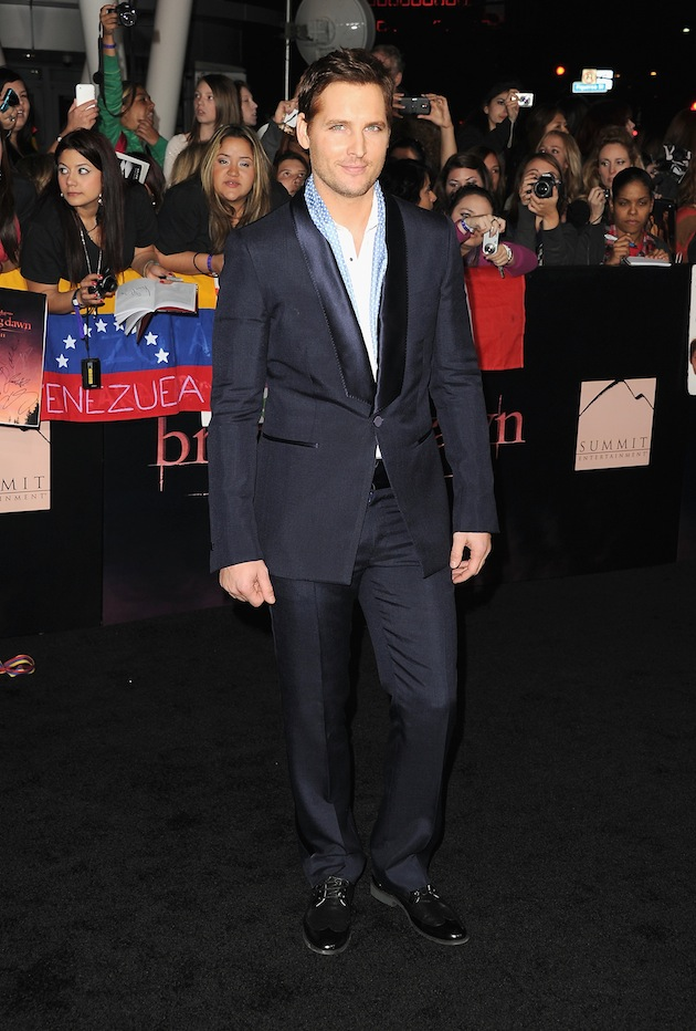 Peter Facinelli in Roberto Cavalli