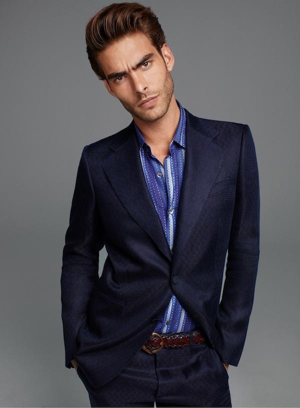 Roberto Cavalli Spring/Summer 2012 Menswear Advertising Campaign