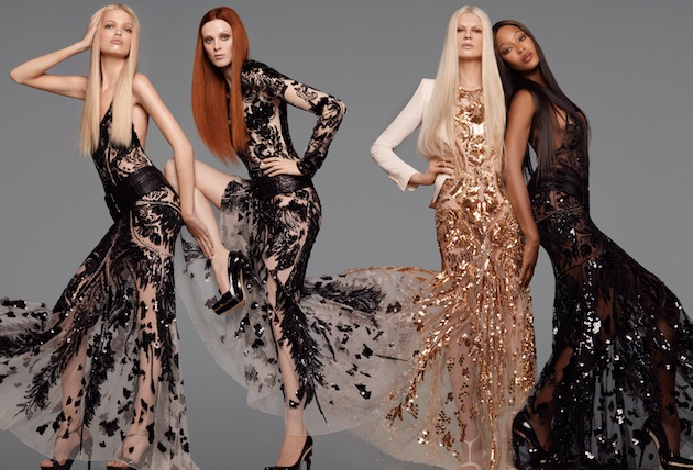 Roberto Cavalli Spring /Summer 2012 Advertising Campaign