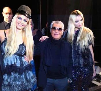Roberto Cavalli @ FW 2012/13 Fashion Show