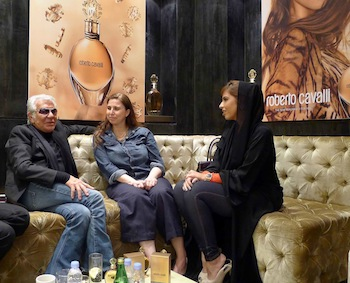 Roberto Cavalli Parfum -  interview