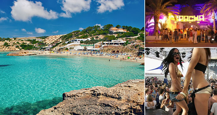 Ibiza - Balearic Islands