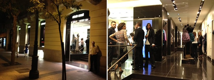 Roberto Cavalli Boutique - Madrid
