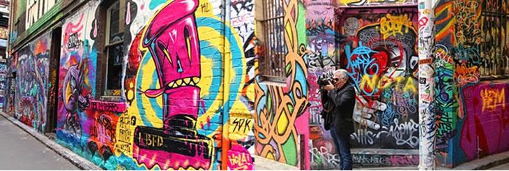 Roberto Cavalli - Graffiti - Melbourne