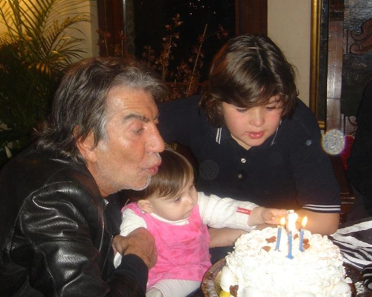 Roberto & Robin Cavalli