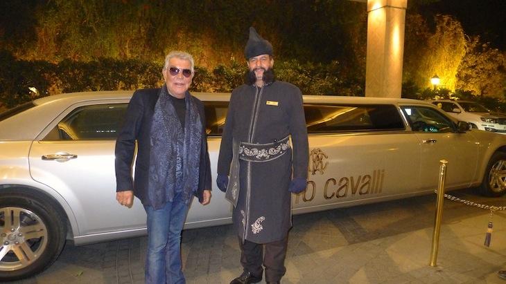Roberto Cavalli Limousine