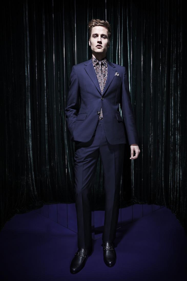 Roberto Cavalli Menswear AW13-14 #1