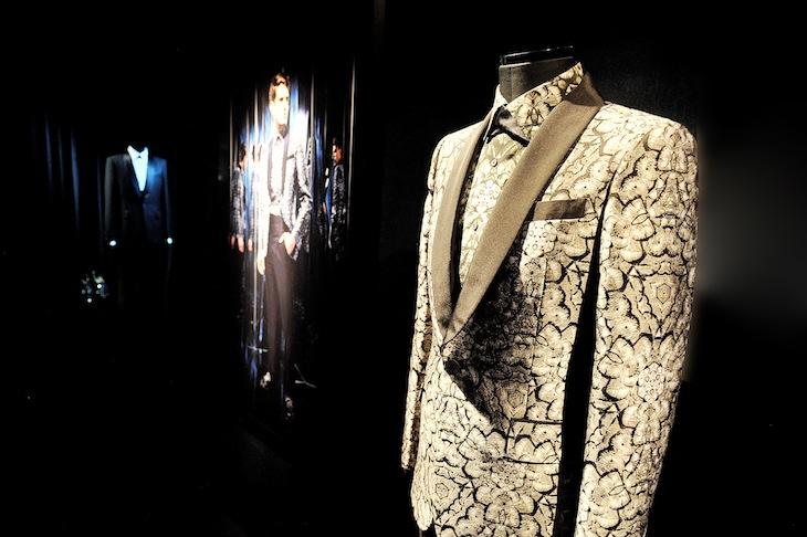 Roberto Cavalli Menwear AW13-14 Gentlemen's Club