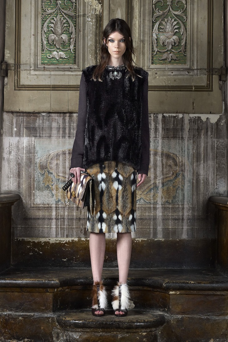 Roberto Cavalli Pre-collection FW 2013-14 (2)