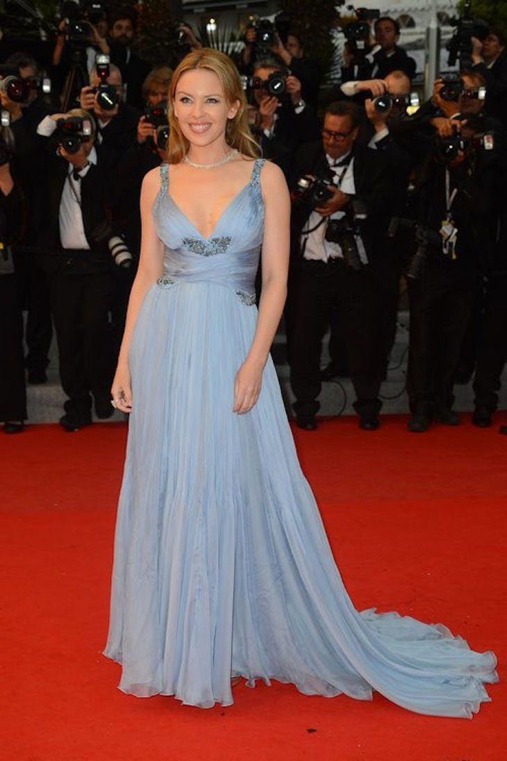 Kylie Minogue in Roberto Cavalli
