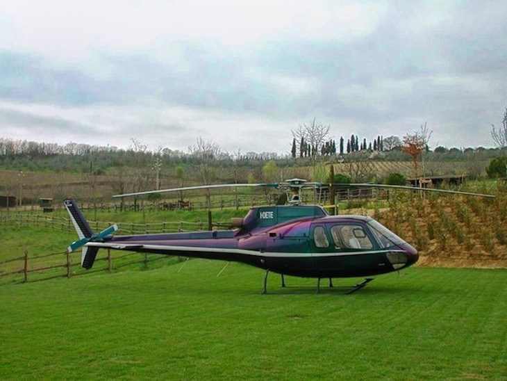 My Helicopter - I-OETE