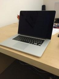 Il Macbook Pro Retina nel suo splendore