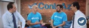 Neste vídeo, Vinicius Roveda, Marcelo dos Santos, Roberto Dias Duarte e Anderson Hernandes conversam sobre a importância do Contador para o desenvolvimento das micro e pequenas empresas.
