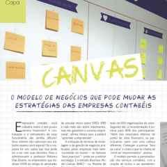 Canvas, modelo de negócios muda estratégias empresariais no setor contábil