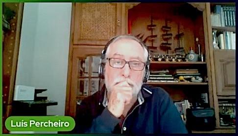 Veja 4 lições do veterano Luís Pércheiro