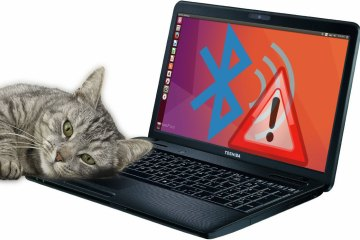 Activar Bluetooth en equipos Toshiba con Linux