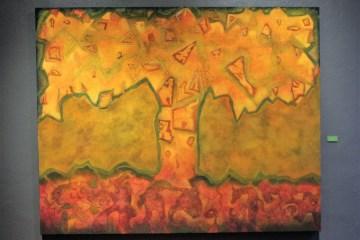 """Exposición """"Árbol, rama y tiempo. Eterna naturaleza"""" de Javier Cruz en Casa Lamm"""