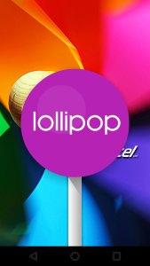 Aunque de fábrica venía instalada la versión 4.4 de Android, con una actualización simple cuenta con la versión 5.1 Android Lollipop.