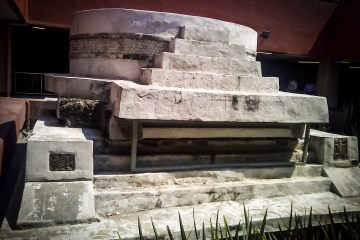 Templo de Ehécatl