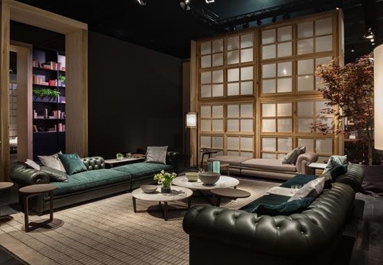 chester line poltrona frau roberto  lazzeroni  designer  official  website Roberto Lazzeroni