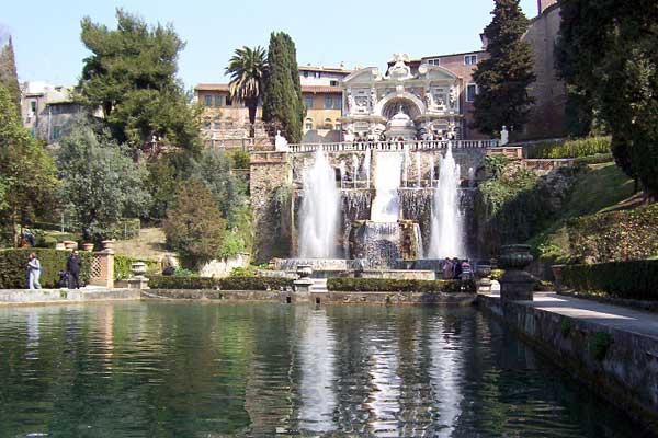 Villa dEste Rome  Hotel Splendide Royal Rome