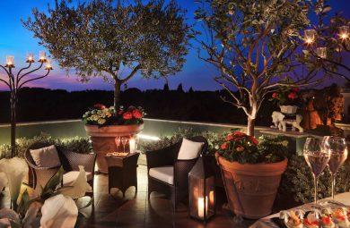 Splendide Royal Hotel a Roma  Sito Ufficiale  Prenota Ora