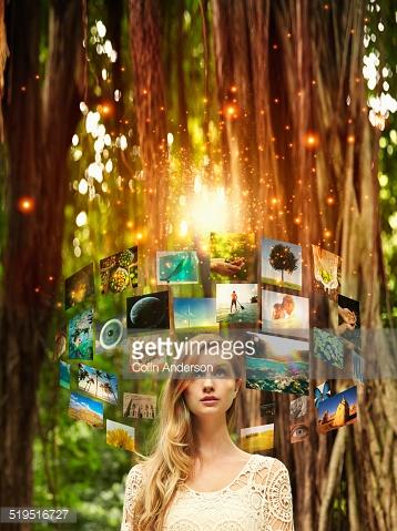 Il mondo delle immagini visive ha superato il Reale