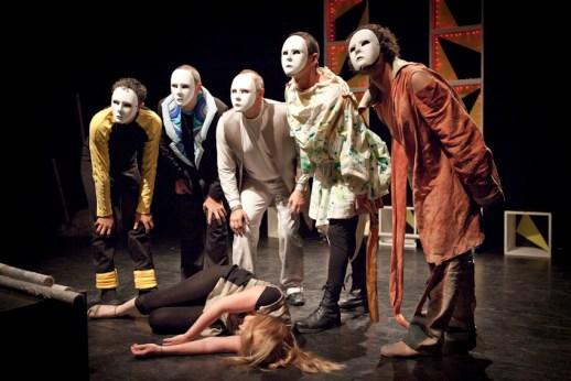 Teatro e psicodramma in carcere