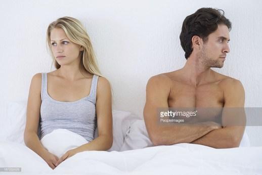 Difficoltà sessuali di coppia