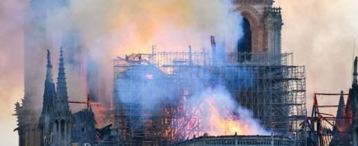 Piango per Notre-Dame, ma la libertà non sarà mai sconfitta