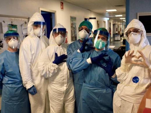 Aiuto psicologico ai medici e personale sanitario (i nostri eroi del coronavirus)