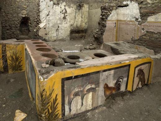 24 ottobre del 79 d.C. Attacco a Pompei