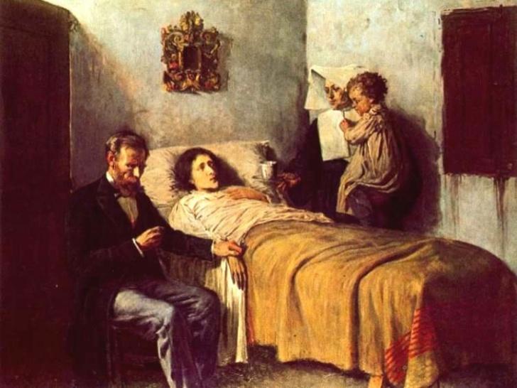 Paradojas del ser médico