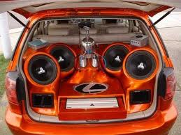 customized car stereo
