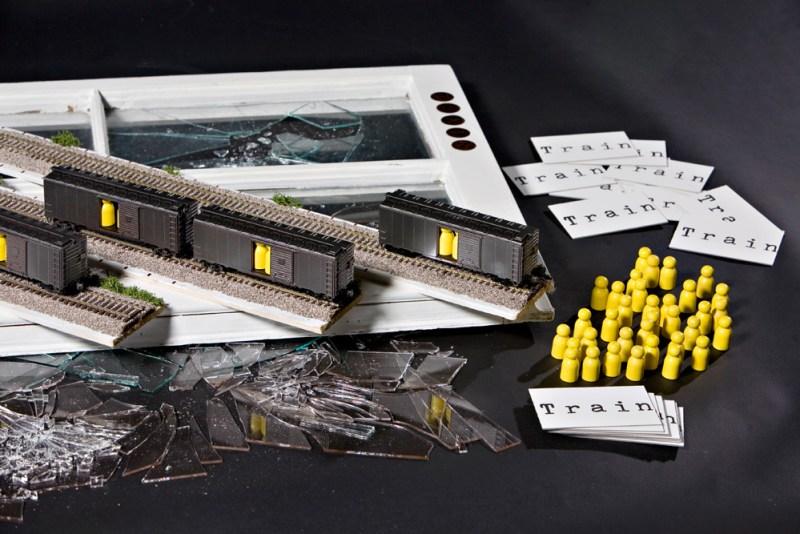 trains brenda romero