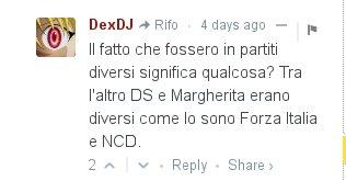 D'Alema Renzi è tutto un magna magna