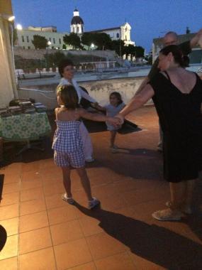 Ballando Bella Ciao
