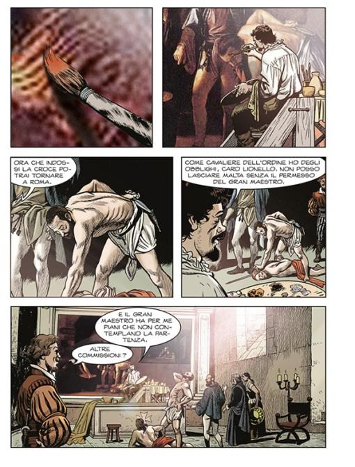 Uccidete Caravaggio Storie Bonelli 2