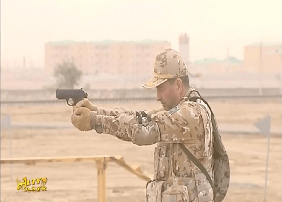 Armi italiane in Turkmenistan