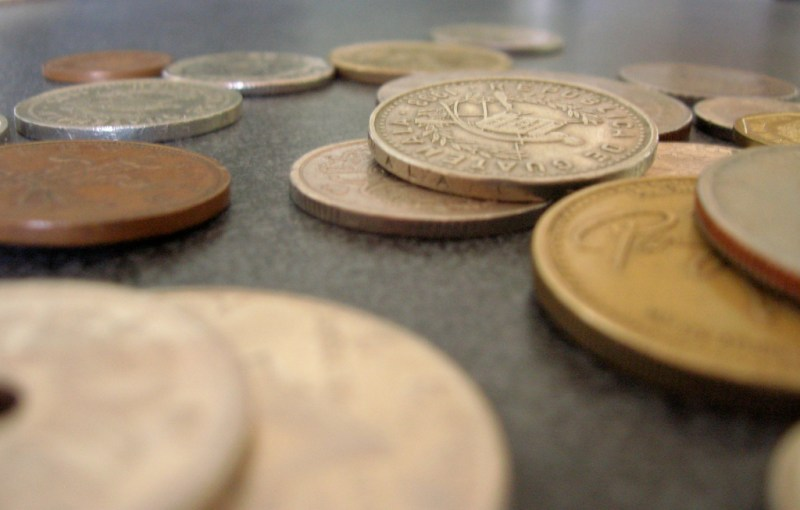 21 The Coins of the Money Changers