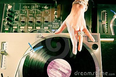 CORSO DJ Scratch