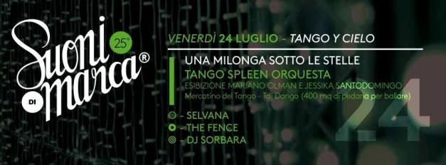 VIDEO – DJ Sorbara @ Suoni di Marca 2015 Festival Treviso