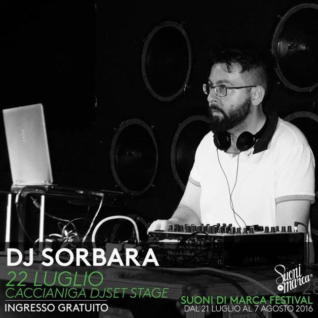 VIDEO – DJ Sorbara @ Souoni di Marca 2016