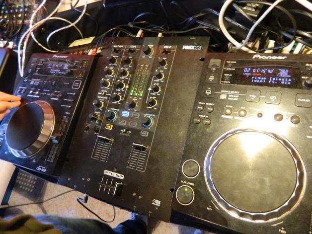 Sala Prove per DJ a Treviso
